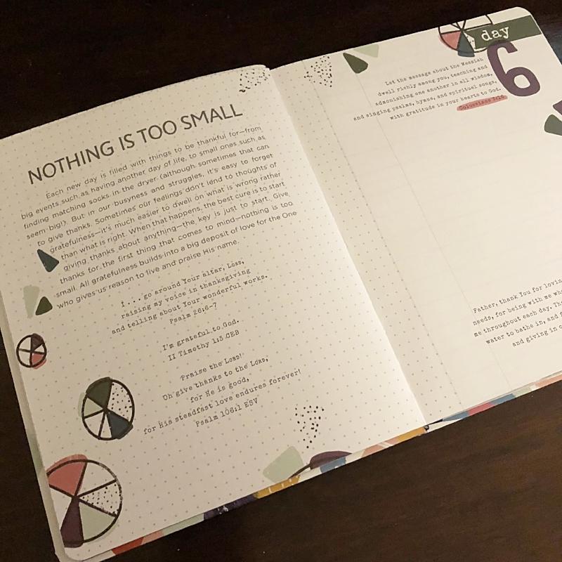 Grace & Gratitude Devotional Journal