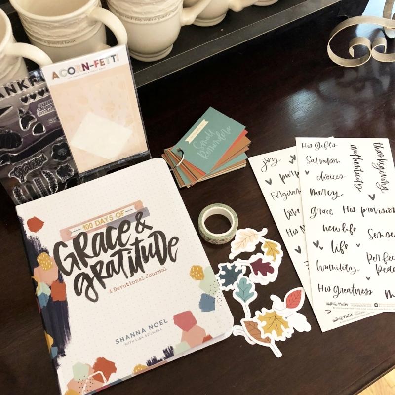 Illustrated Faith: Grace and Gratitude