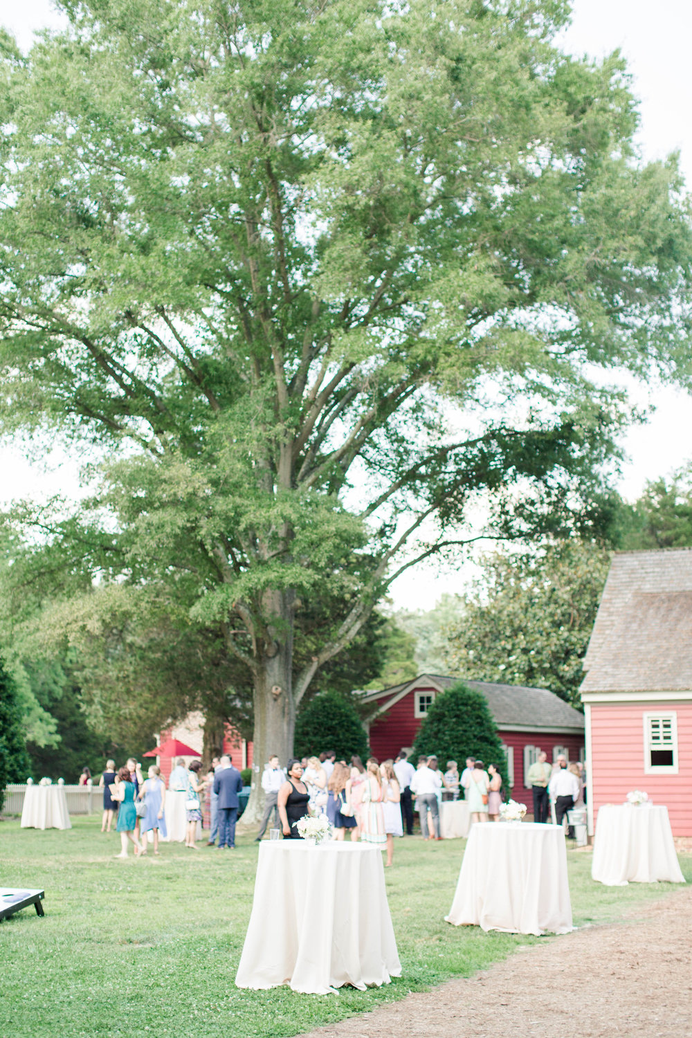 Enjoy exclusive use of the entire grounds for your wedding ceremony and reception.
