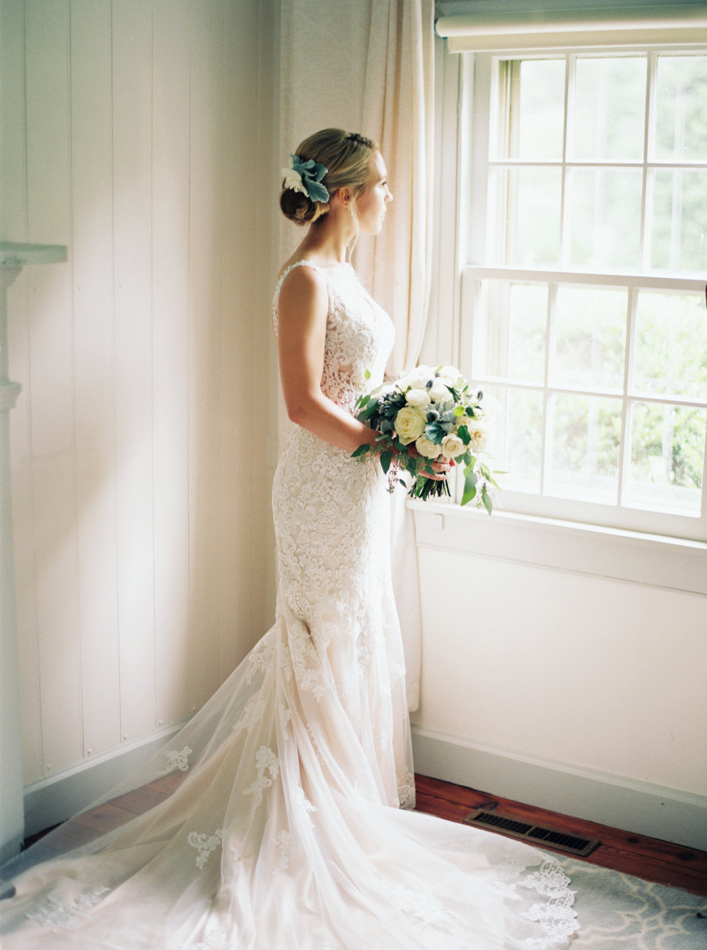 Photographers love wedding venues with natural light for stunning photographs.