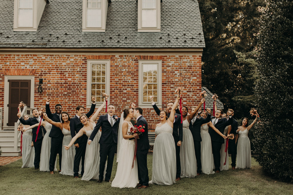 """""""Exactly what we wanted in a wedding venue, we had so many guests complimenting the experience!"""" - -Alex, Married 8.4.2018 