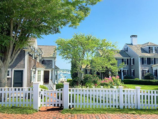 Happy Labor Day from Edgartown! #MV #MarthasVineyard #TheEnjoyCo