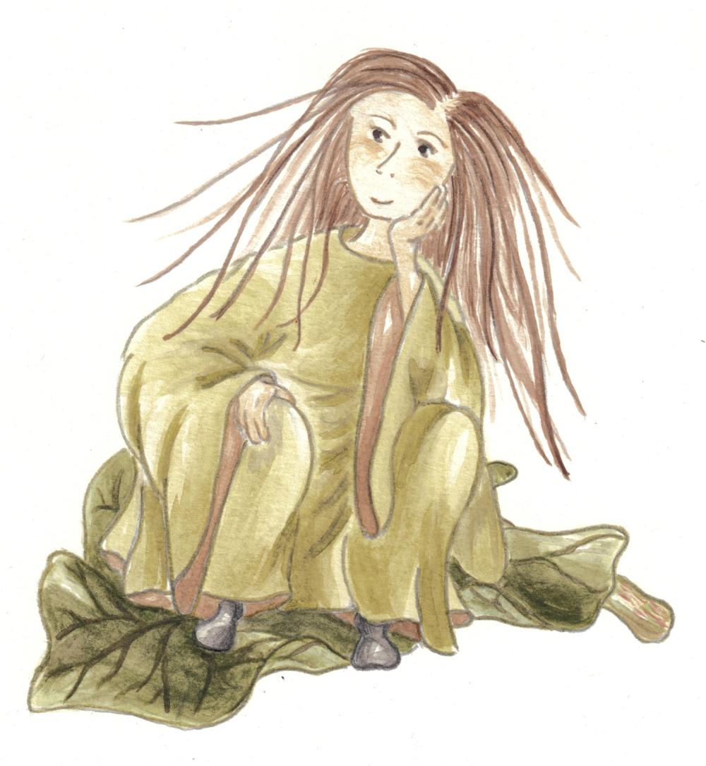 Jag är Im, Kelpskogens beskyddande älva.