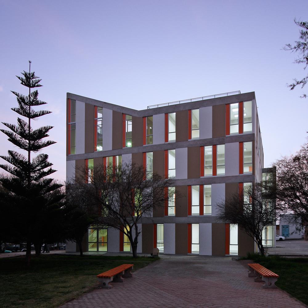 Edificio LABIM, Universidad de Tarapacá