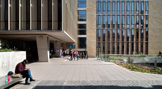 Edificio Amberes Sur