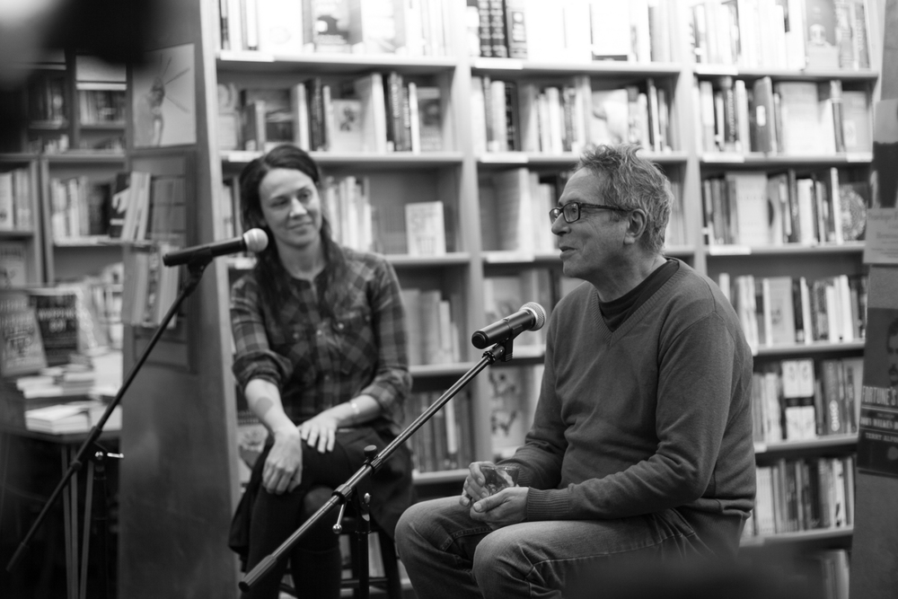Talking to Rivka Galchen at McNally Jackson.