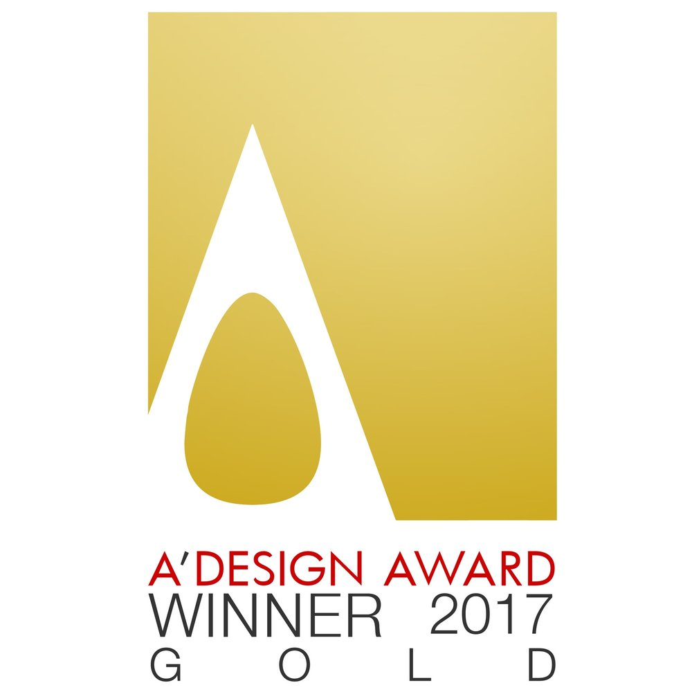 Golden A' Design Award - Datelite Lamp; 2017