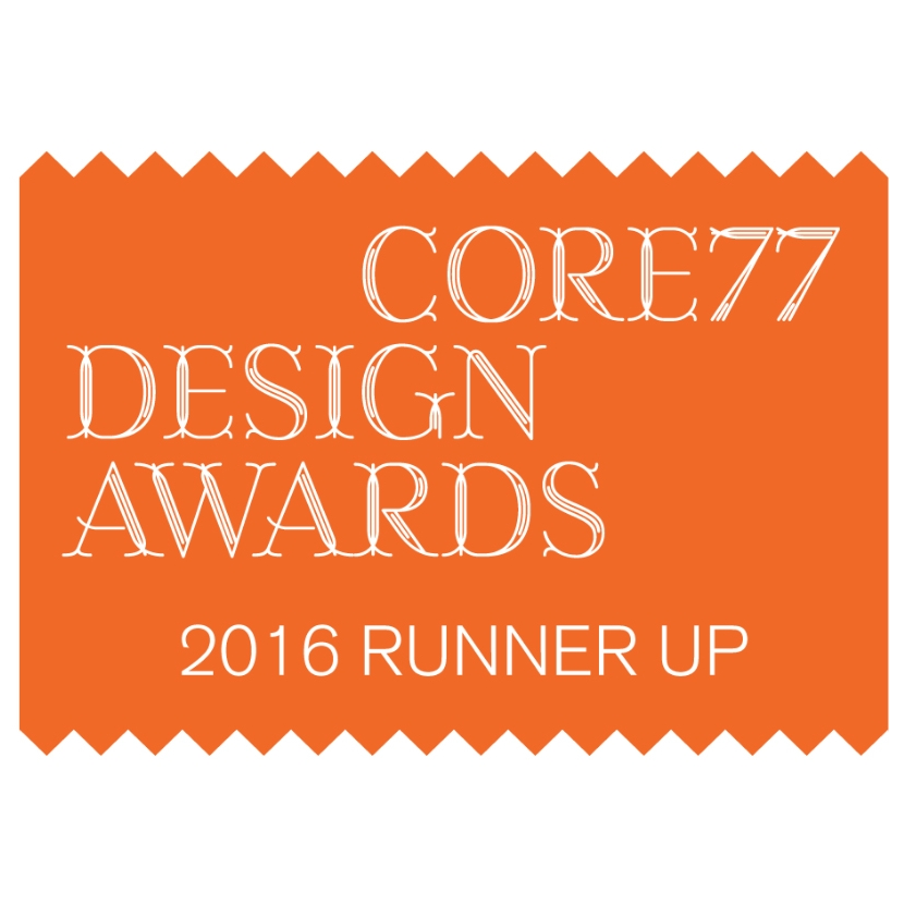 Core77 Design Award Runner Up - Culinary Coach; 2017