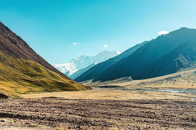 There's no feeling more relieving than crossing into Kyrgyzstan illegally by bribing a border officer with a hat. • • • #travel #travelphotography #travelgram #traveling #travelling #traveler #photo #photography #photographer #photooftheday #picoftheday #instagood #instaphoto #nature #naturephotography #naturelovers #adventure #explore #thattravelblog #livetravelchannel #travelstoke #lonelyplanet #bbctravel #justgoshoot #theglobewanderer #passionpassport #departedoutdoors #mongolrally #drive