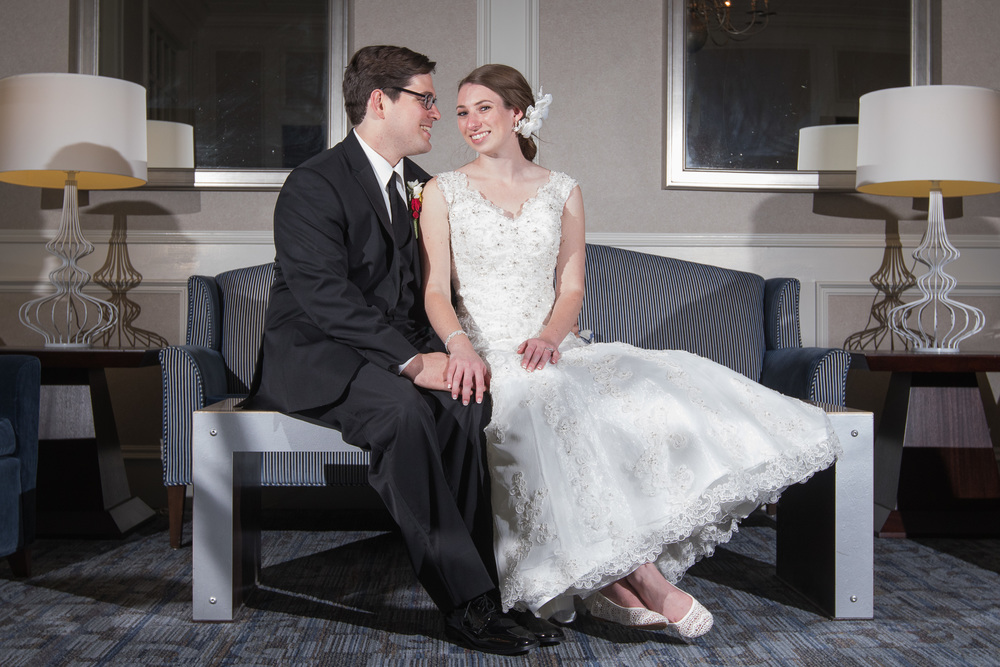 Ashley & Chris: Nationwide Hotel & Conference Center