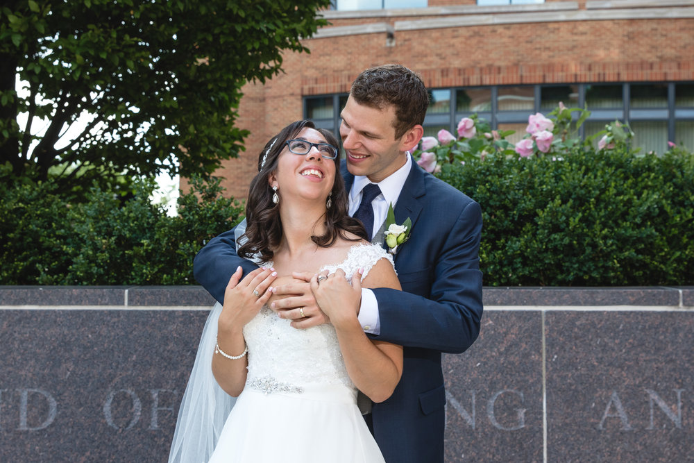 Gianna & Andrew: Our Lady of Victory & The Blackwell