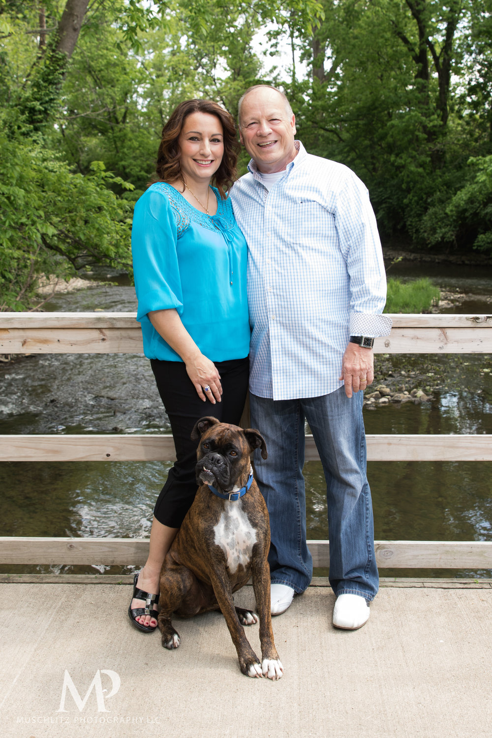 anniversary-couple-portrait-session-creekside-park-plaza-gahanna-ohio-boxer-dog-muschlitz-photography-005.JPG