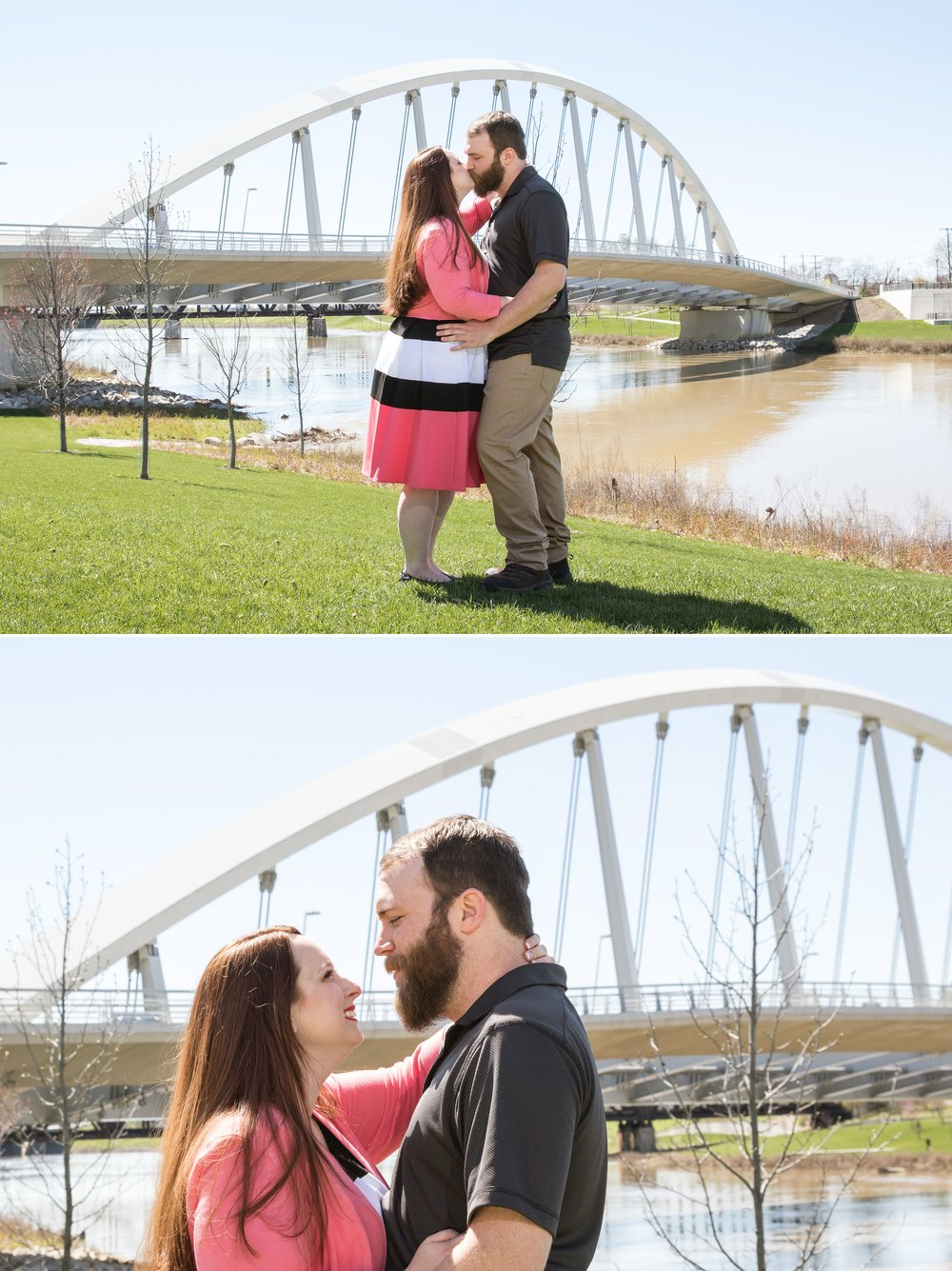 Downtown-Columbus-Ohio-Engagement-Portrait-Session-Bicentennial-Park-McFerson-Commons-Muschlitz-Photography-006.JPG