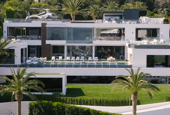 ExtraOrdinary Luxury Life - $250 Million Dollar Worth Bel Air Mansion WOW!