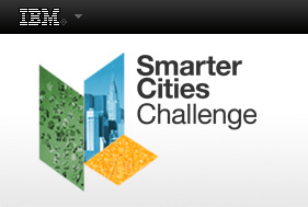 That's nice.    smarterplanet :      IBM To Give $50 Million In Tech And Consulting Services To 100 Cities    IBM today announced a plan to give away $50 million of its services and technology over the next three years to 100 municipalities through a program the company is calling the Smarter Cities Challenge. Funded via IBM's philanthropic division, according to an IBM press statement, the Smarter Cities program aims to help municipalities around the world— with populations of 100,000 to 700,000 ideally— solve local problems in any of the following areas: healthcare, education, safety, social services, transportation, communications, sustainability, budget management, energy, and utilities.