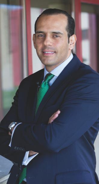 Juan Verde, ALF's president