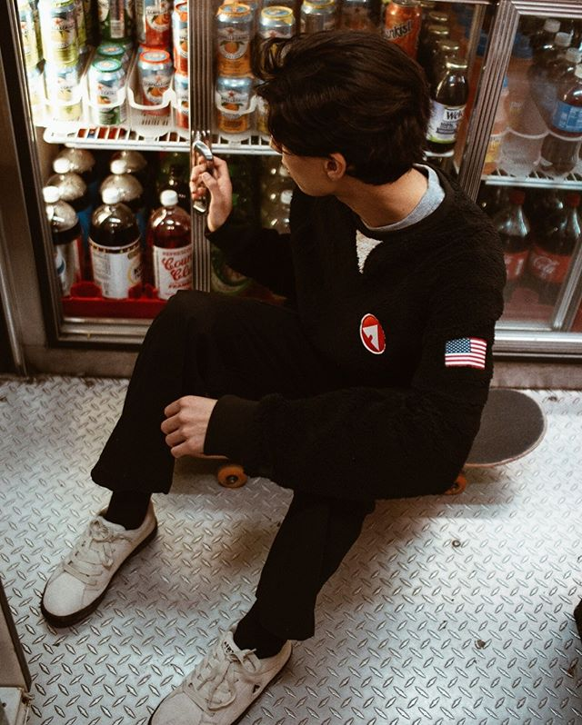 bodega break ////// #airwalk