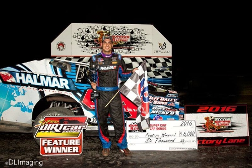 SUPER DIRTCAR SERIES WINNER - STEWART FRIESEN