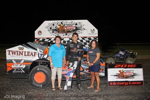 SPORTSMAN WINNER - LOUIE JACKSON JR