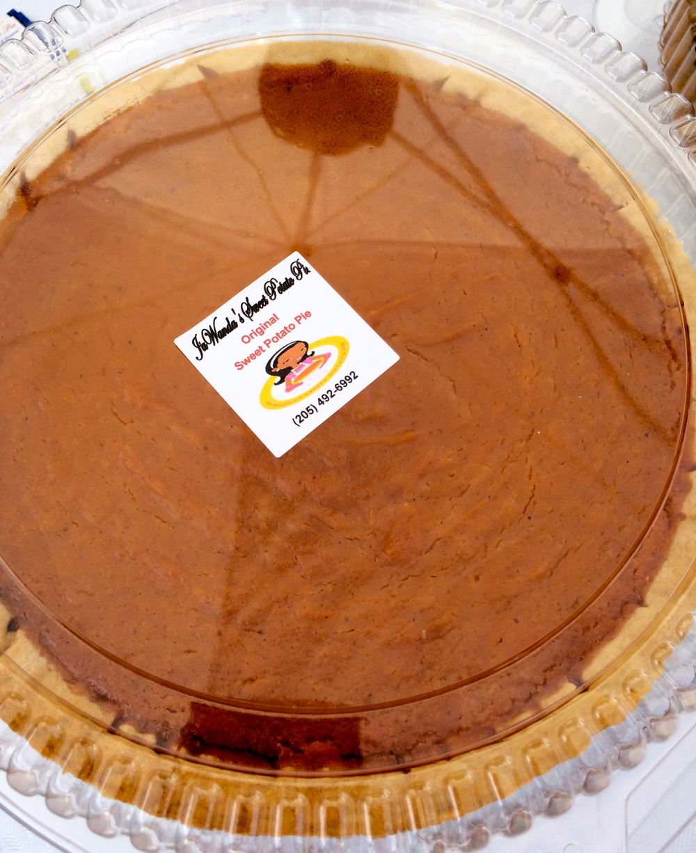 JaWanda's Sweet Potato Pies original pie.jpg