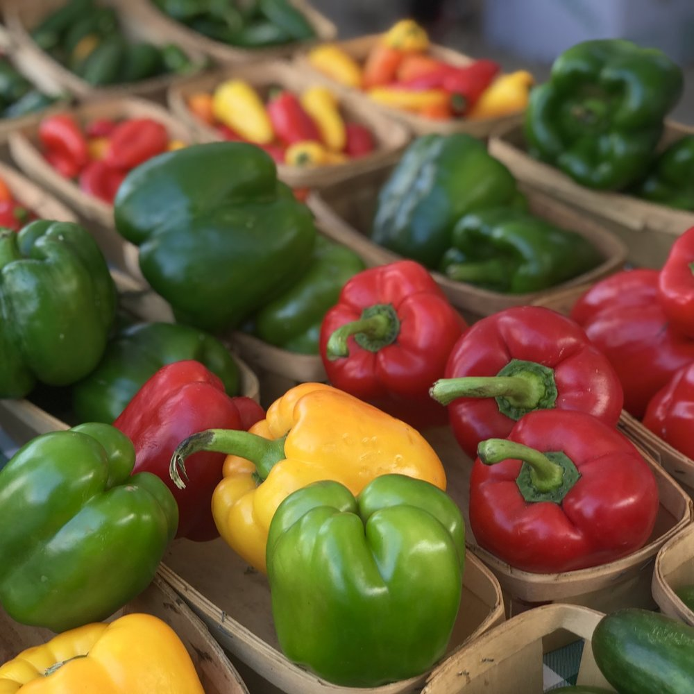 ONIONS & PEPPERS -