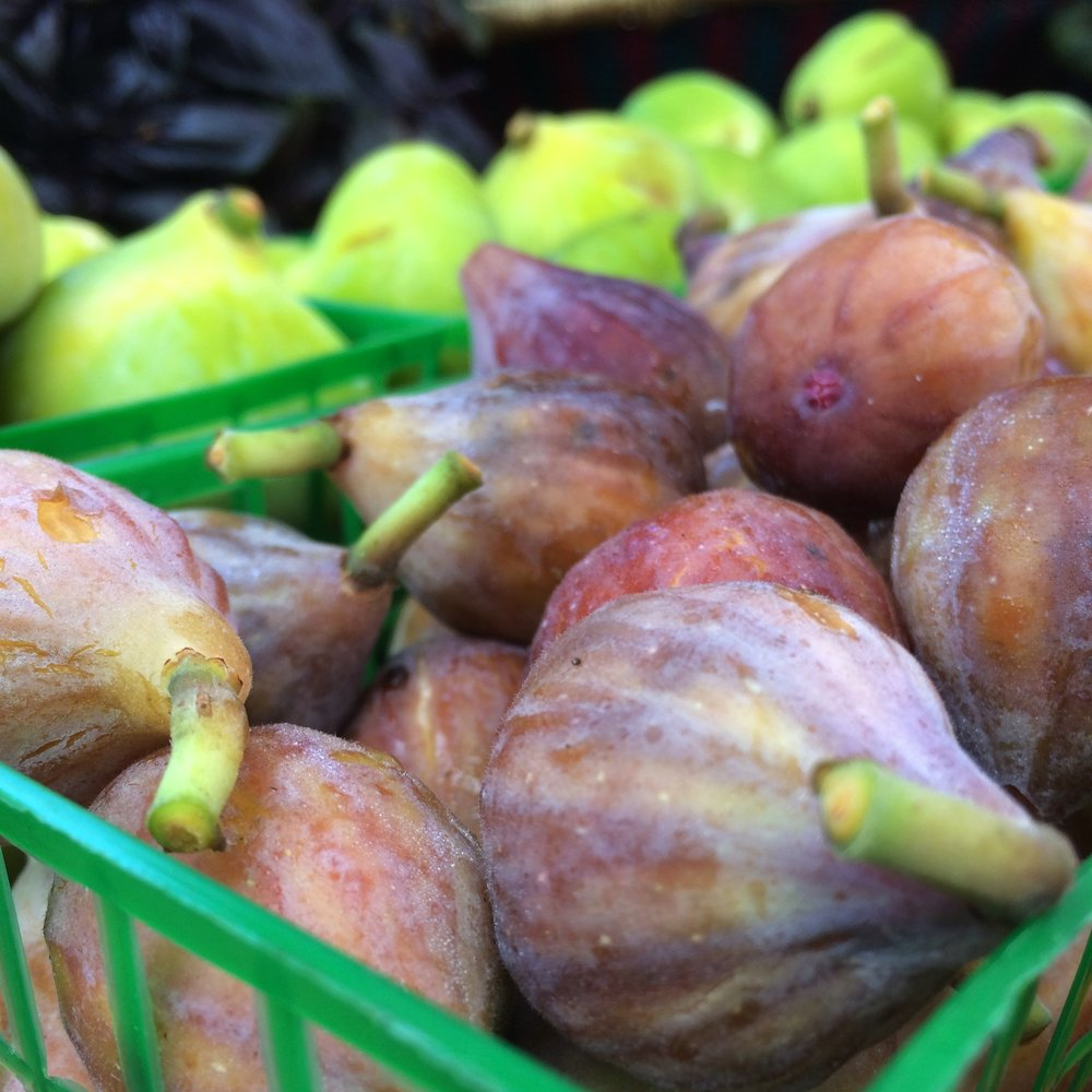 KIWI, GRAPES & FIGS -