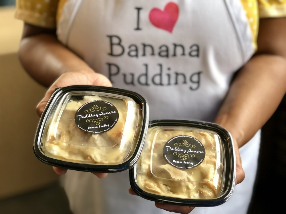 Pudding Amore Banana Pudding