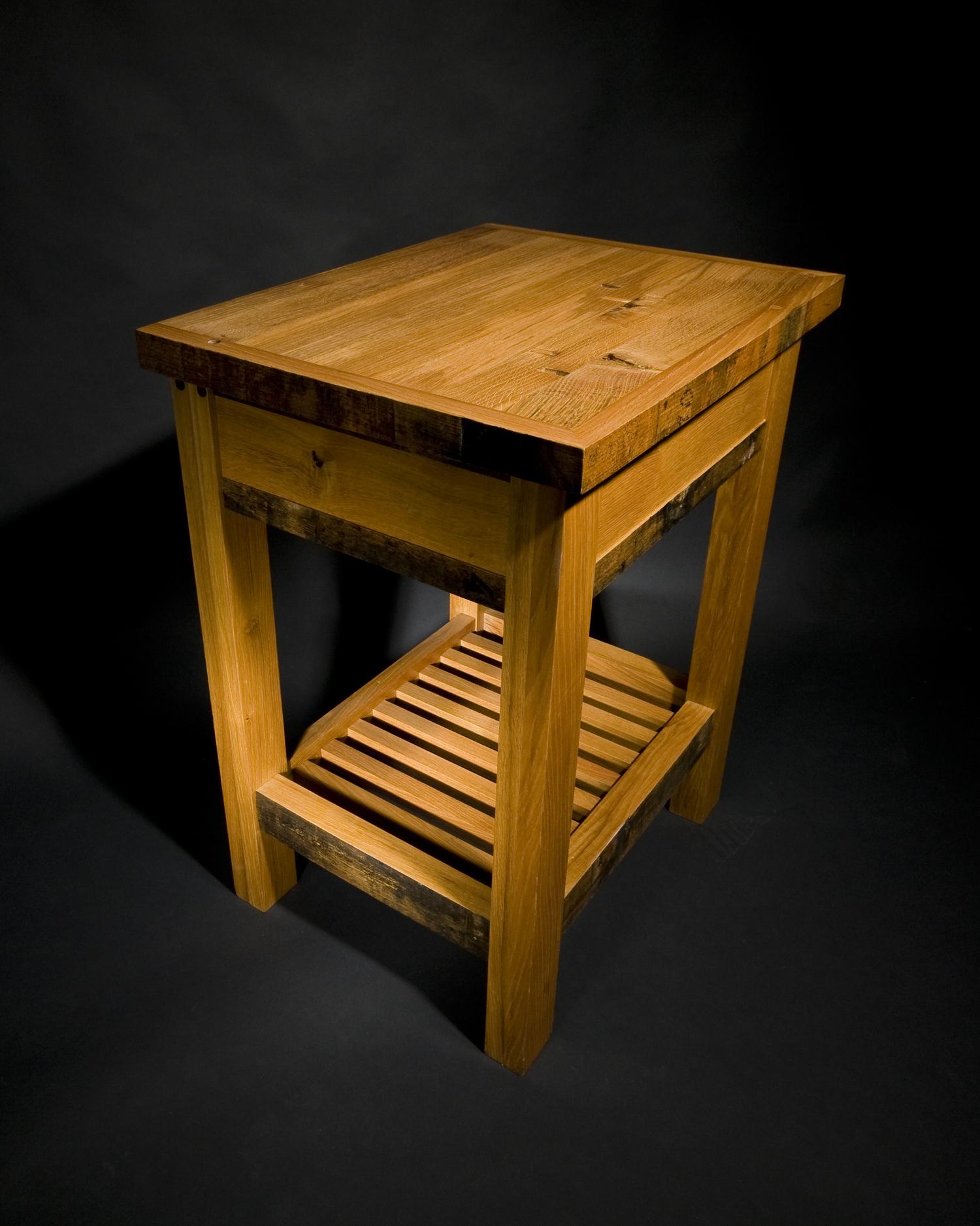 product whiskey set napa table game barrel east