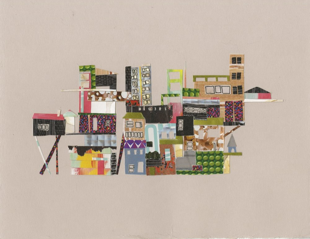 Untitled Collage I