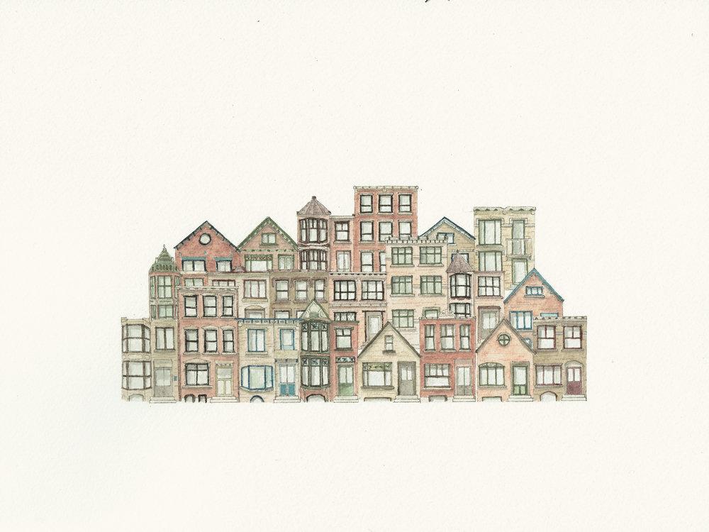 Imaginary Neighborhood