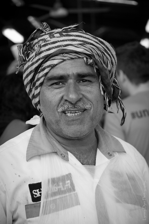10. Dubai Fish Market Characters