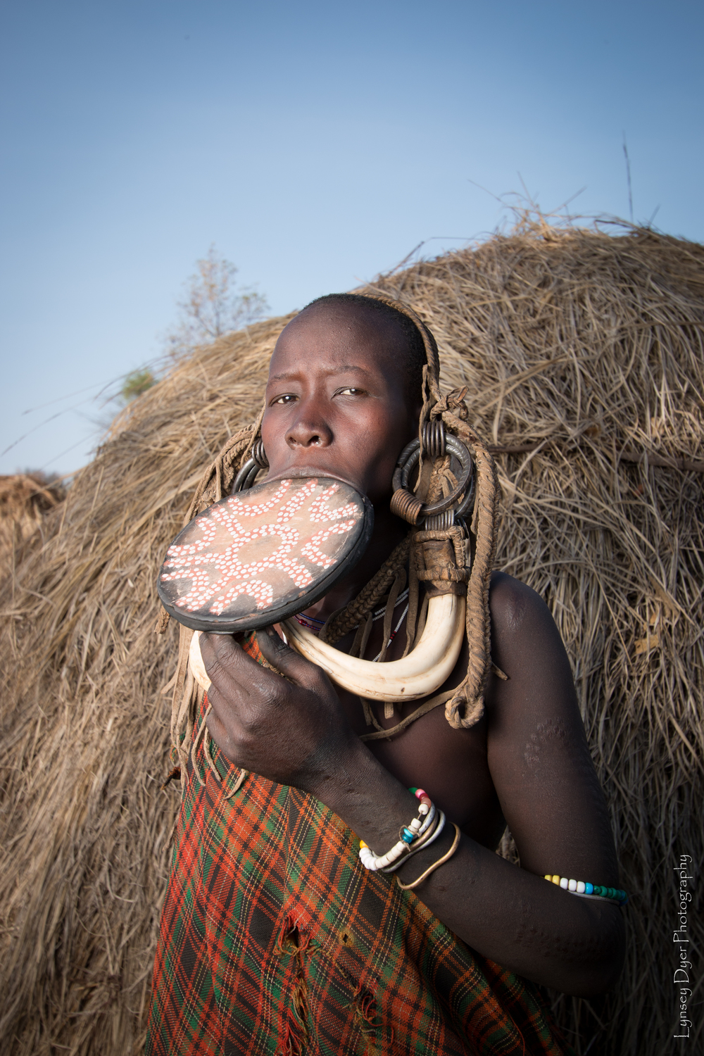 18. The Mursi Tribe