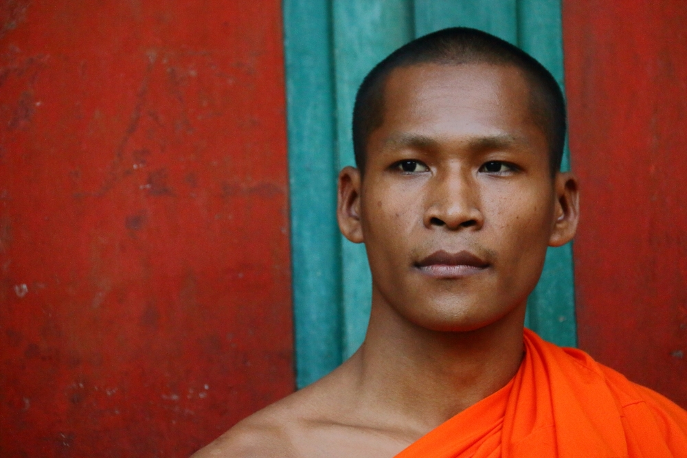 01. The Buddhist Monk
