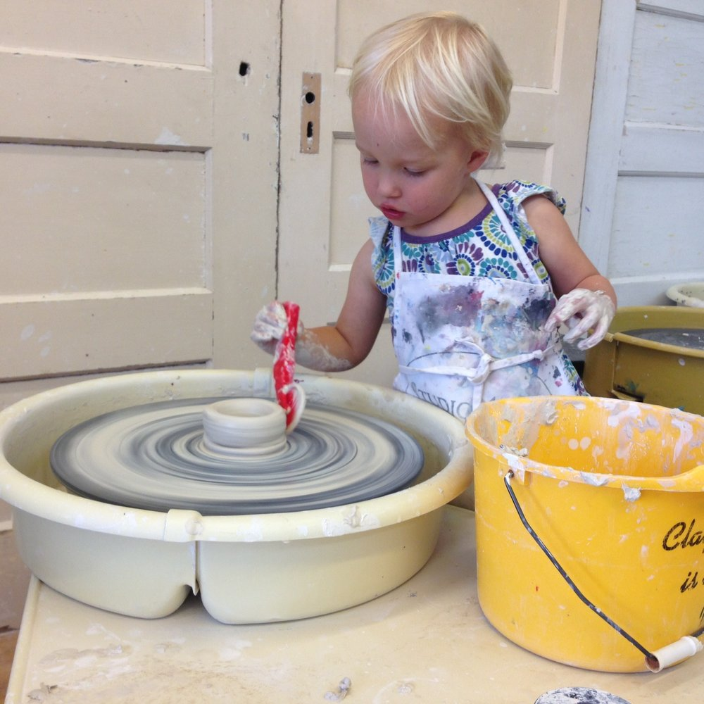 Toddler Art + Play - Studio 4 Art