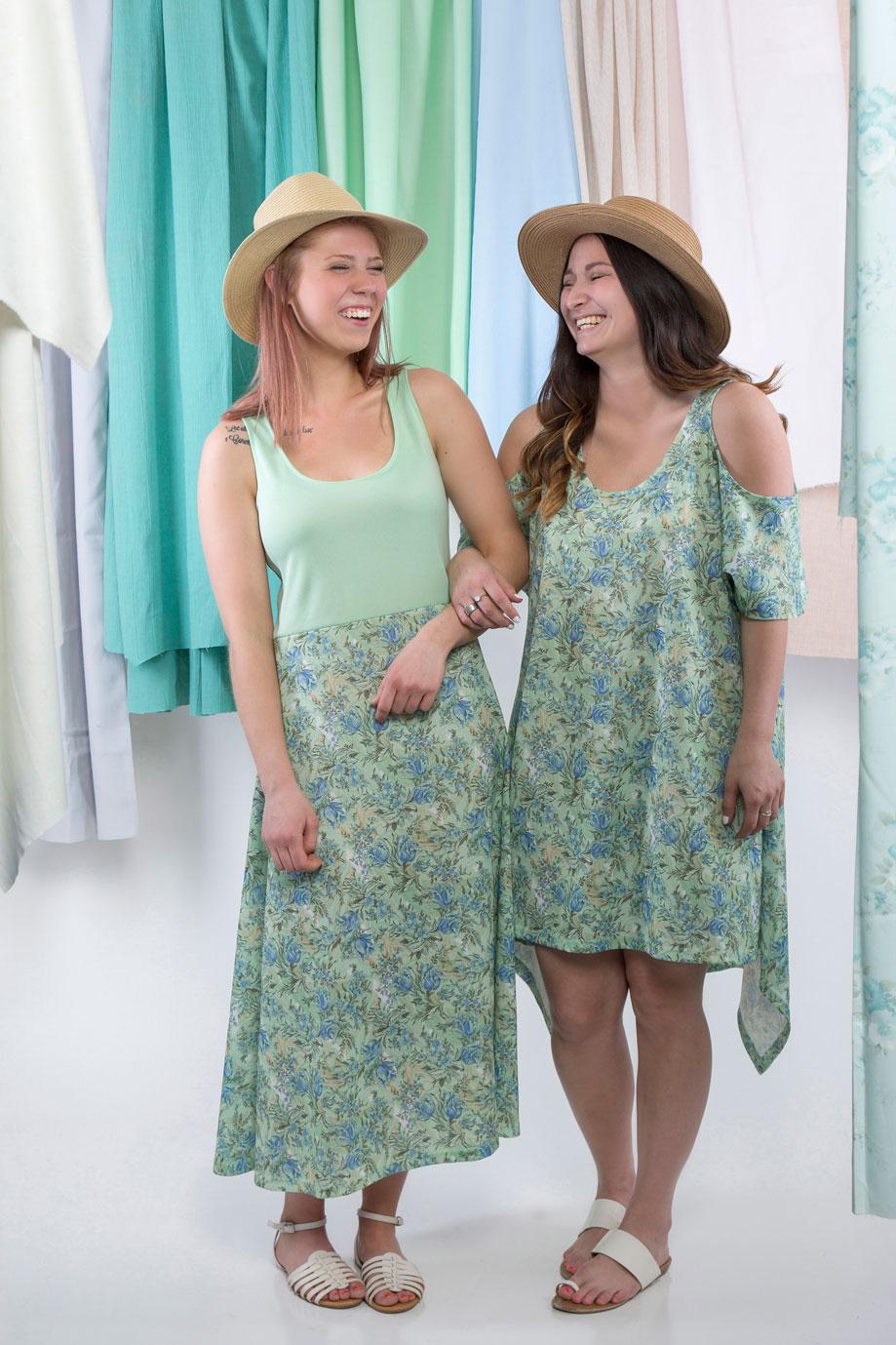 Sandra Dress & Olivia Dress