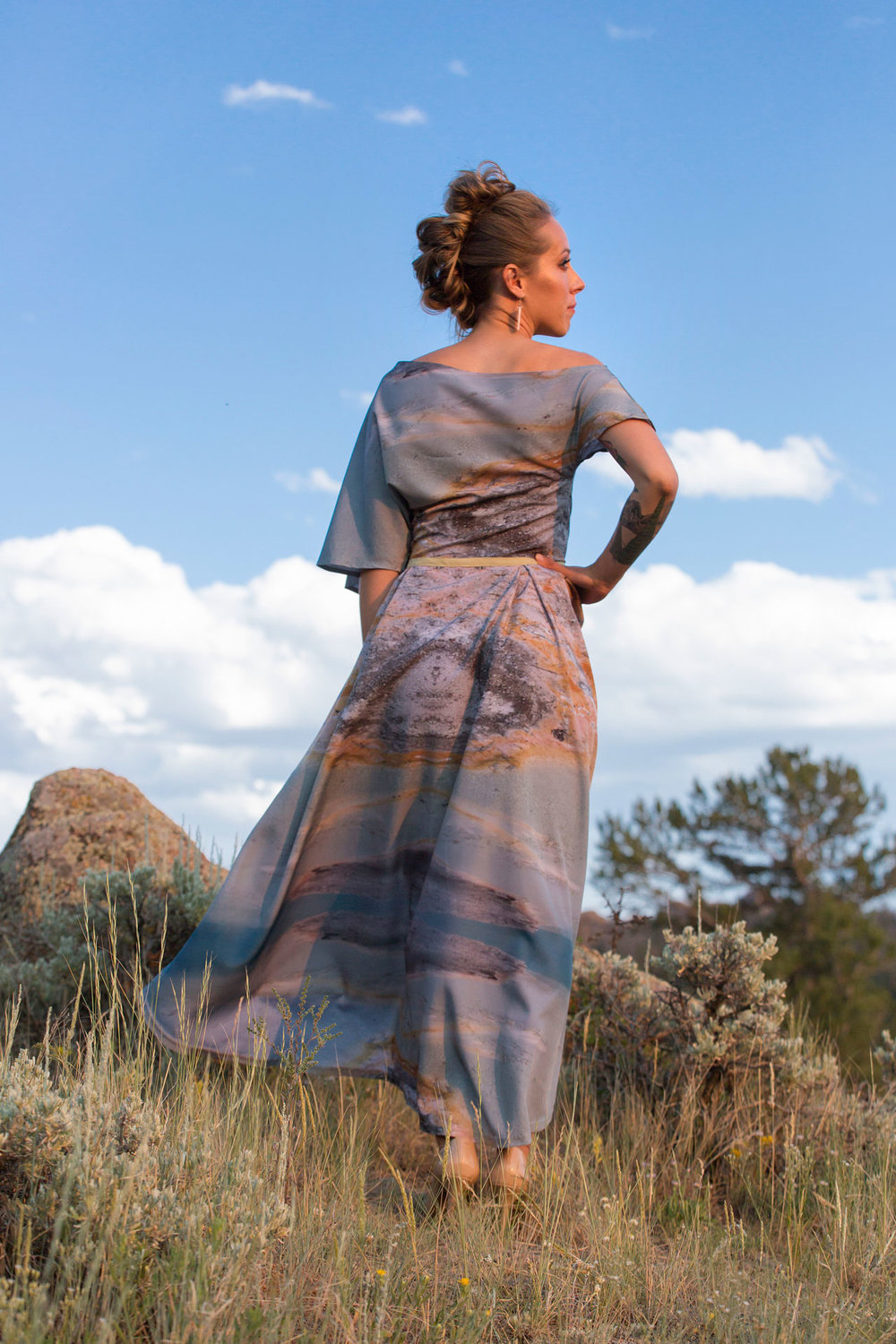 Yellowstone Dress