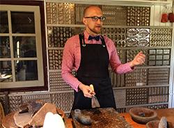 No. 1:Korte workshop chocolade maken