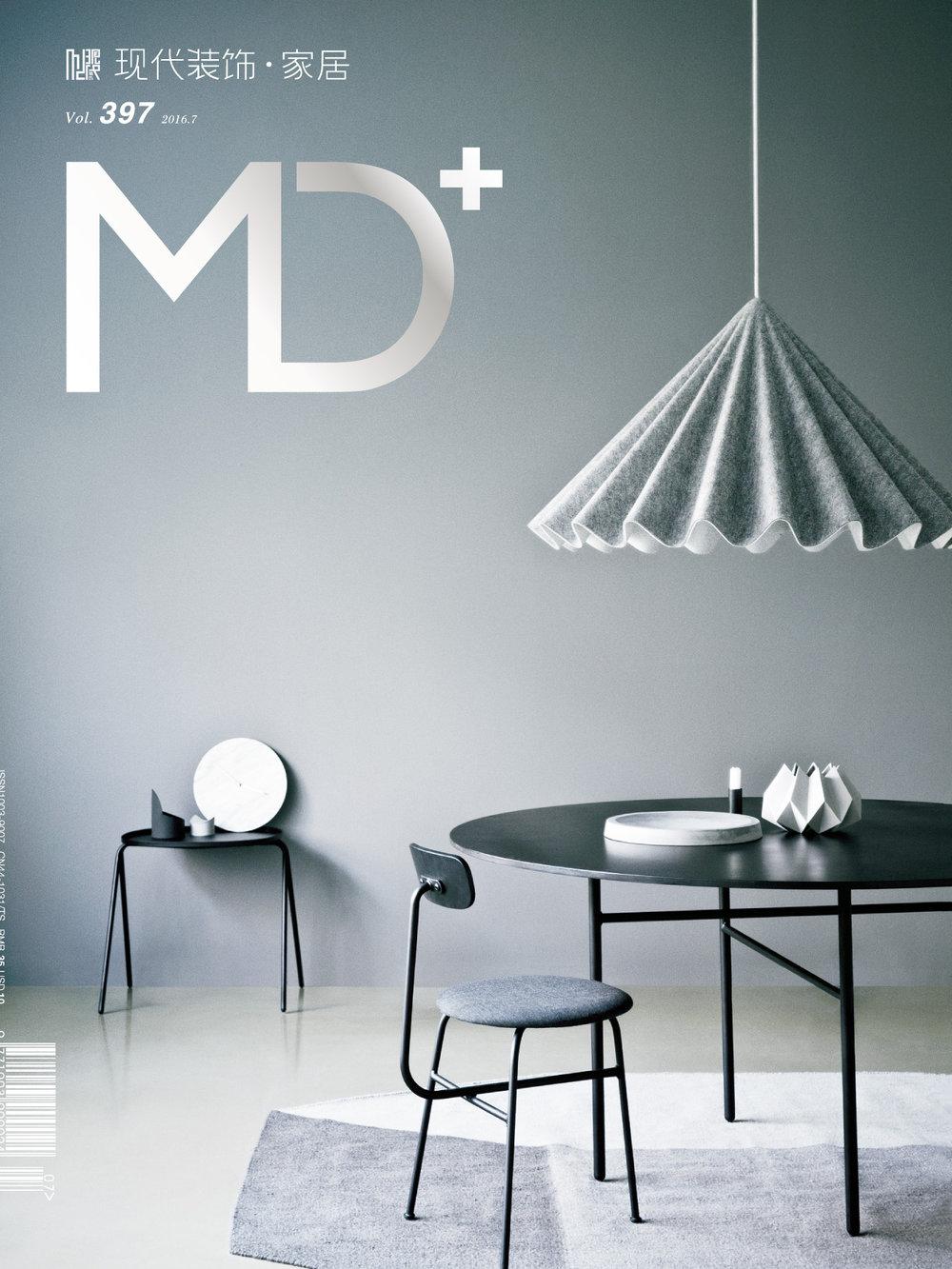 MD+ - loft hrebenky