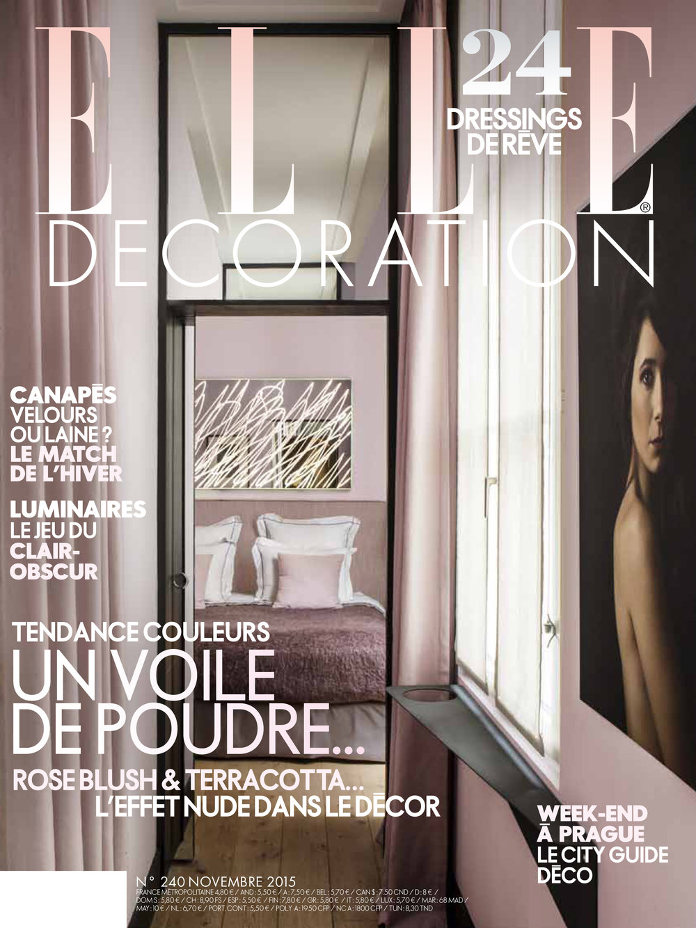 Elle decoration France - gran fierro