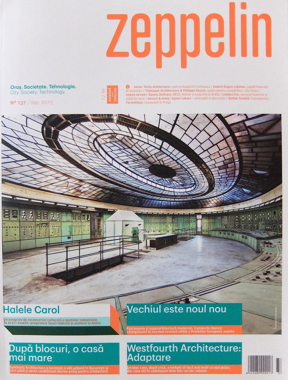 Zeppelin - gran fierro