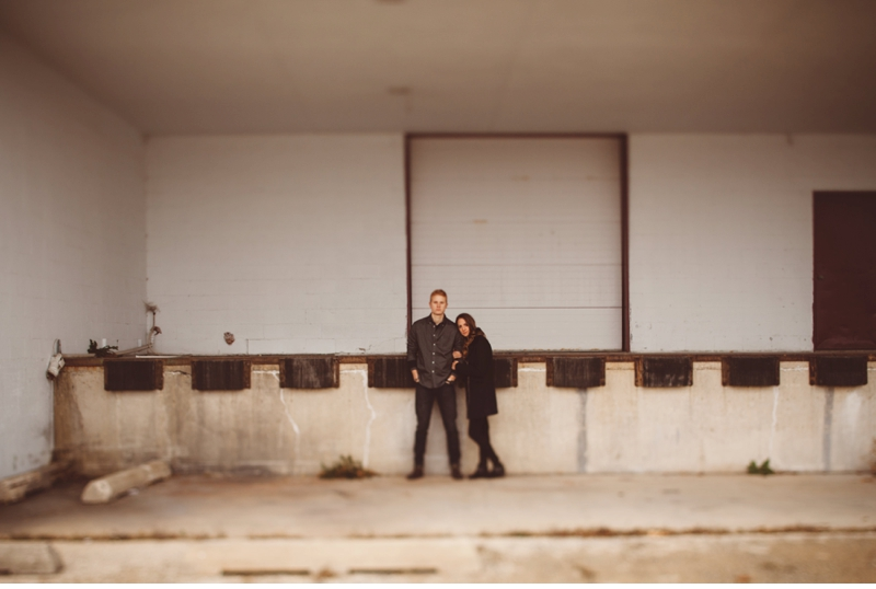 loading dock engagement shoot