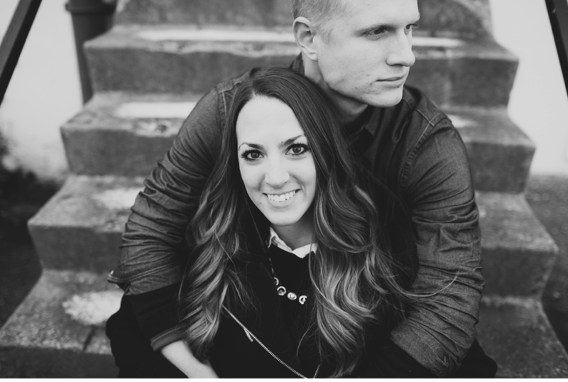 bourbonnais engagement session