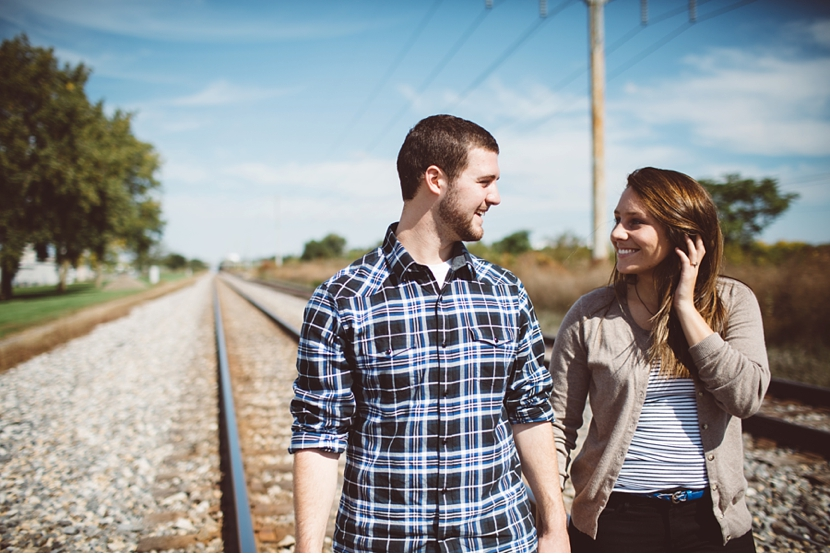 bradley bourbonnais engagement photographer