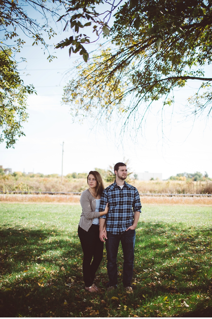 bourbonnais engagement shoot