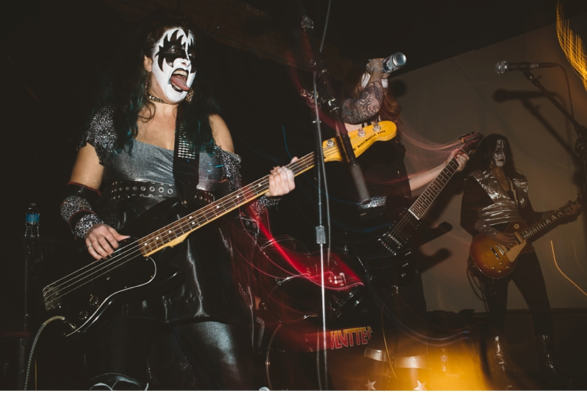 kiss cover band chicago