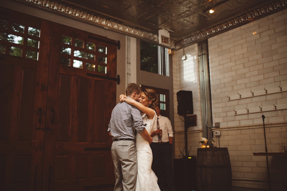 first dance firehouse chicago