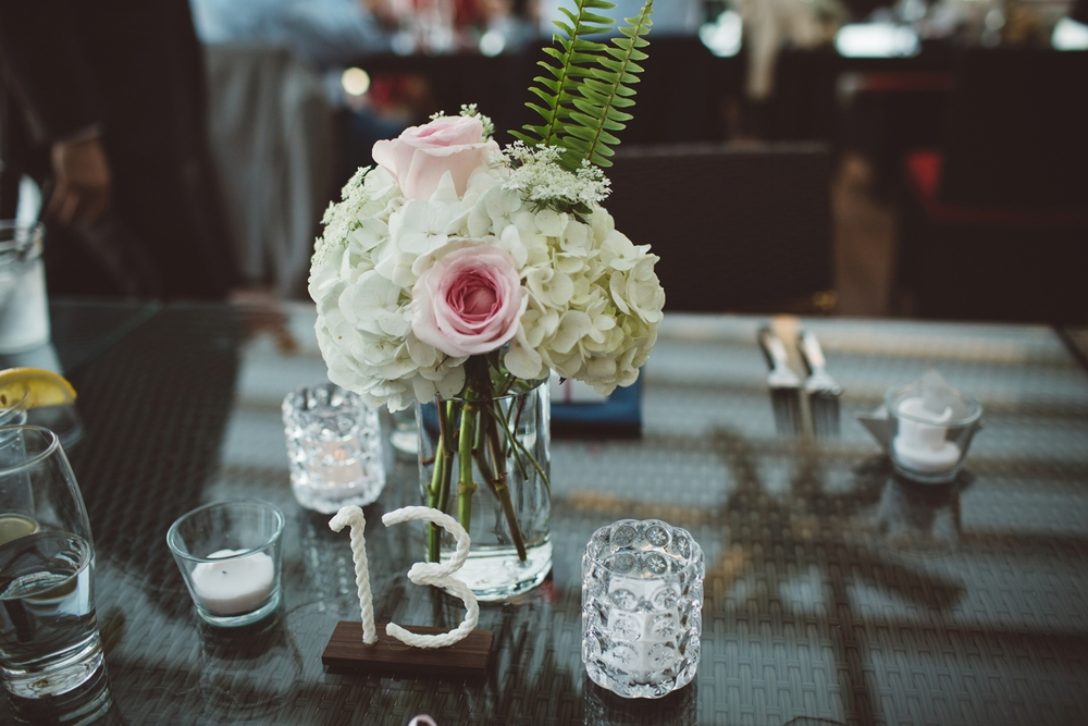 sommerset point yacht club nautical wedding