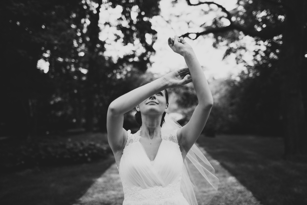 artistic michigan wedding photographer