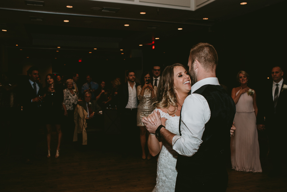 las vegas first dance