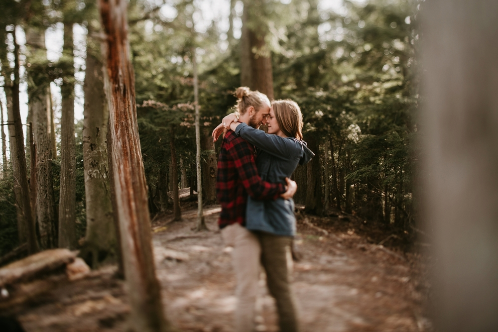 forrest engagement shoot